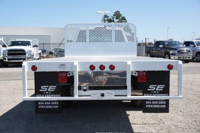 2020 Ram 5500 Regular Cab DRW 4x4, Scelzi WFB Platform Body #57356D - photo 6