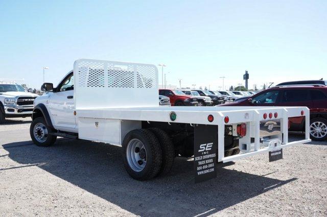2020 Ram 5500 Regular Cab DRW 4x4, Scelzi WFB Platform Body #57356D - photo 2