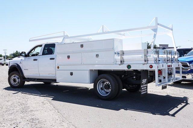 2020 Ram 5500 Crew Cab DRW 4x4, Scelzi Contractor Body #57359D - photo 1