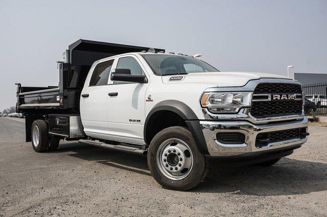 2020 Ram 5500 Crew Cab DRW 4x4, Scelzi Dump Body #57363D - photo 1