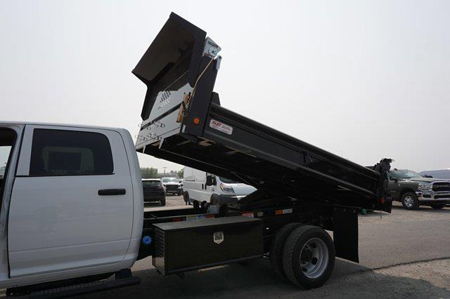 2020 Ram 5500 Crew Cab DRW 4x4, Scelzi Dump Body #57363D - photo 25