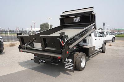 2020 Ram 5500 Crew Cab DRW 4x4, Scelzi Dump Body #57363D - photo 2