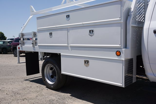 2020 Ram 5500 Crew Cab DRW 4x4, Scelzi SCTFB Contractor Body #57367D - photo 6
