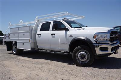 2020 Ram 5500 Crew Cab DRW 4x4, Scelzi SCTFB Contractor Body #57367D - photo 3