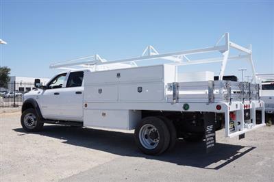 2020 Ram 5500 Crew Cab DRW 4x4, Scelzi SCTFB Contractor Body #57367D - photo 2