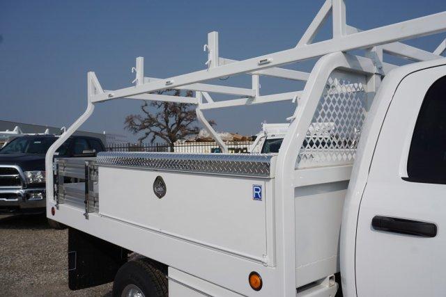 2018 Ram 3500 Crew Cab DRW 4x2,  Contractor Body #57375D - photo 4