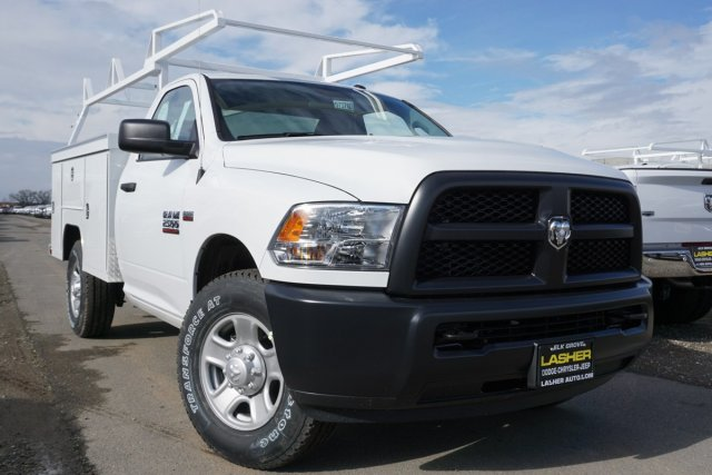 2018 Ram 2500 Regular Cab 4x2,  Scelzi Service Body #57376D - photo 1