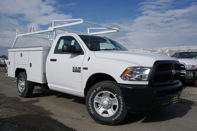 2018 Ram 2500 Regular Cab 4x2,  Scelzi Service Body #57376D - photo 3