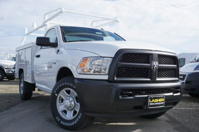 2018 Ram 2500 Regular Cab 4x2,  Scelzi Service Body #57377D - photo 1