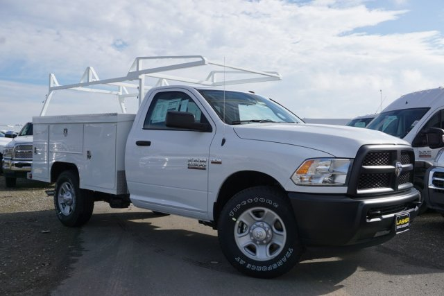 2018 Ram 2500 Regular Cab 4x2,  Scelzi Service Body #57377D - photo 3