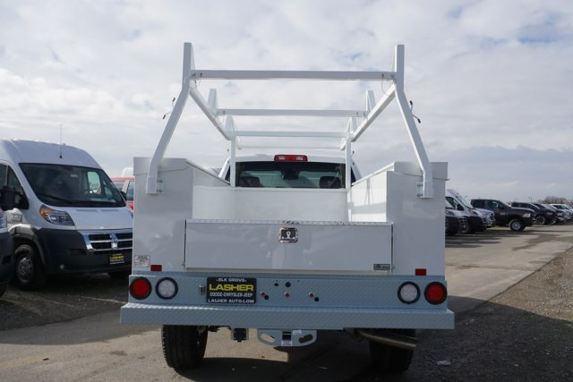 2018 Ram 2500 Regular Cab 4x2,  Scelzi Service Body #57377D - photo 4