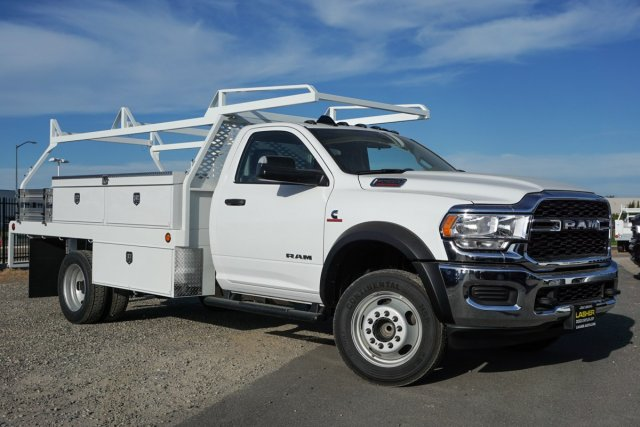 2019 Ram 4500 Regular Cab DRW 4x2,  Scelzi Contractor Body #57447D - photo 1