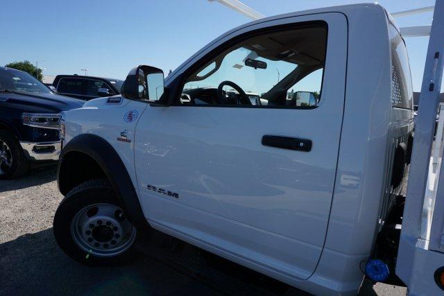 2019 Ram 4500 Regular Cab DRW 4x2,  Scelzi CTFB Contractor Body #57447D - photo 7
