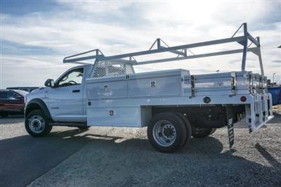 2019 Ram 4500 Regular Cab DRW 4x2,  Scelzi CTFB Contractor Body #57447D - photo 18