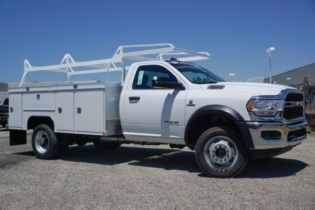 2019 Ram 5500 Regular Cab DRW 4x2, Scelzi Signature Service Body #57450D - photo 3
