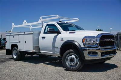 2019 Ram 5500 Regular Cab DRW 4x2, Scelzi Signature Service Body #57450D - photo 1