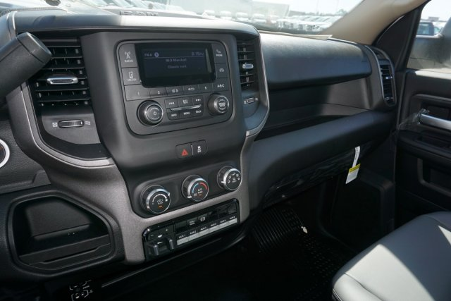 2019 Ram 4500 Regular Cab DRW 4x4, Scelzi CTFB Contractor Body #57484D - photo 13