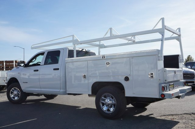 2019 Ram 3500 Crew Cab 4x2, Scelzi Signature Service Body #57485D - photo 2