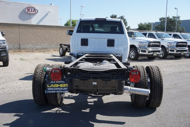 2019 Ram 5500 Regular Cab DRW 4x4, Cab Chassis #57562D - photo 4