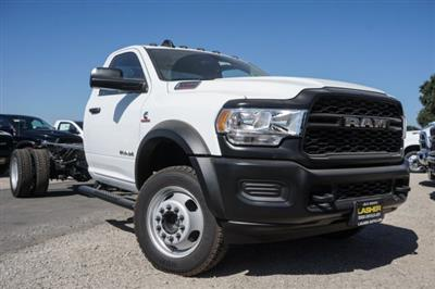 2019 Ram 5500 Regular Cab DRW 4x4, Cab Chassis #57562D - photo 1