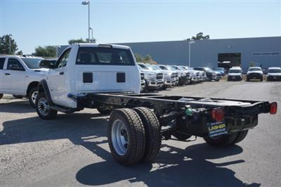 2019 Ram 5500 Regular Cab DRW 4x4, Cab Chassis #57562D - photo 2