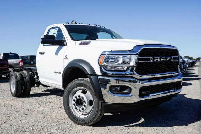 2019 Ram 4500 Regular Cab DRW 4x4, Cab Chassis #58173D - photo 1