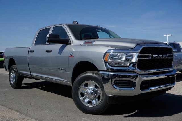 2019 Ram 2500 Crew Cab 4x4, Pickup #58434D - photo 3