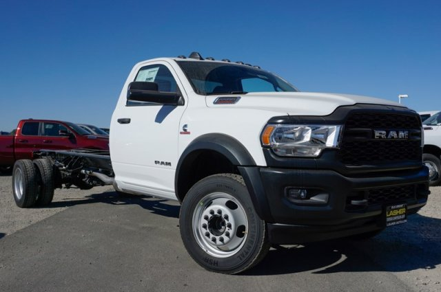 2019 Ram 5500 Regular Cab DRW 4x2, Cab Chassis #58458D - photo 1