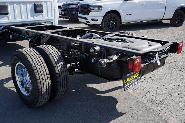2019 Ram 3500 Regular Cab DRW 4x4, Cab Chassis #58493D - photo 5