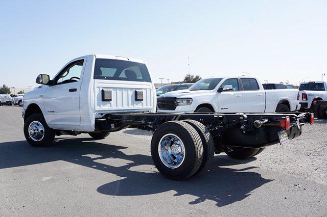 2019 Ram 3500 Regular Cab DRW 4x4, Cab Chassis #58493D - photo 1