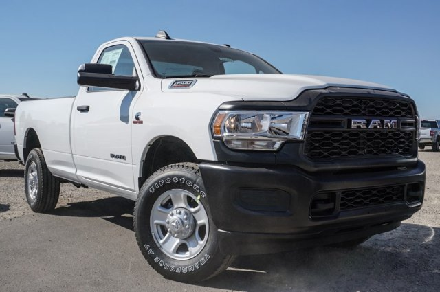 2019 Ram 3500 Regular Cab 4x4, Pickup #58528D - photo 1