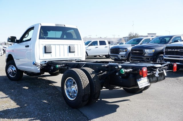 2019 Ram 3500 Regular Cab DRW 4x2, Cab Chassis #58529D - photo 1