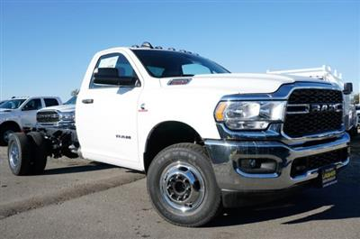 2019 Ram 3500 Regular Cab DRW 4x2, Cab Chassis #58551D - photo 3
