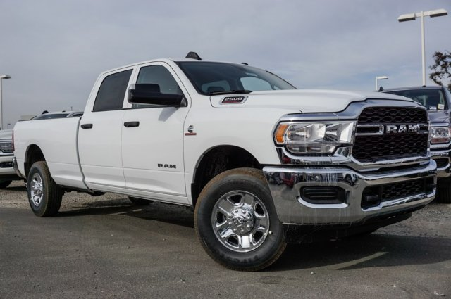 2019 Ram 2500 Crew Cab 4x4, Pickup #58579D - photo 3