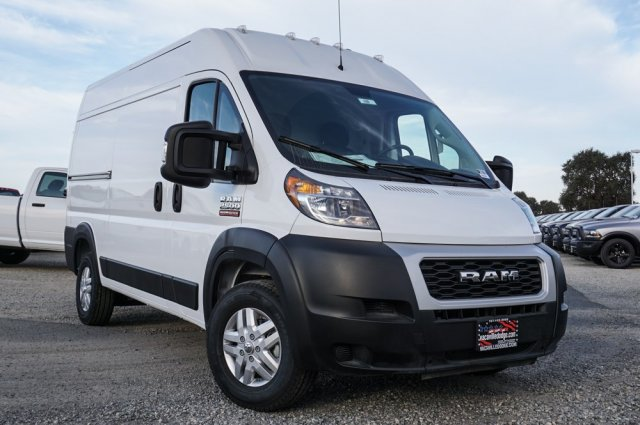 2019 ProMaster 2500 High Roof FWD, Empty Cargo Van #58679D - photo 1