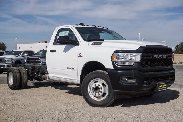 2020 Ram 3500 Regular Cab DRW 4x4, Cab Chassis #59720D - photo 1