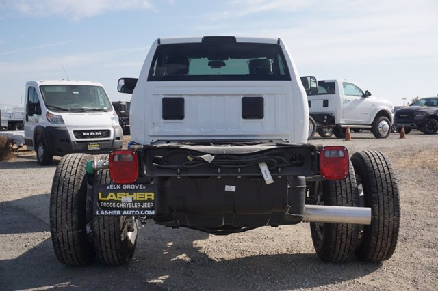 2020 Ram 3500 Regular Cab DRW 4x4, Cab Chassis #59720D - photo 5