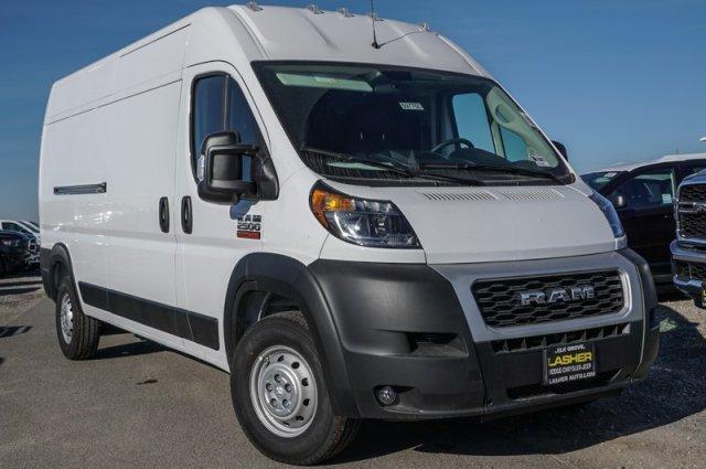 2020 ProMaster 2500 High Roof FWD, Empty Cargo Van #59775D - photo 1