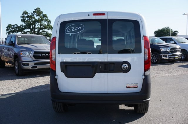 2020 ProMaster City FWD, Empty Cargo Van #60599D - photo 6