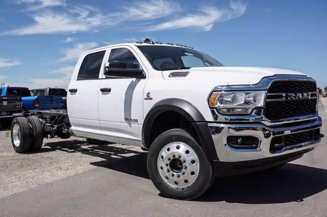 2020 Ram 5500 Crew Cab DRW RWD, Cab Chassis #61061D - photo 1