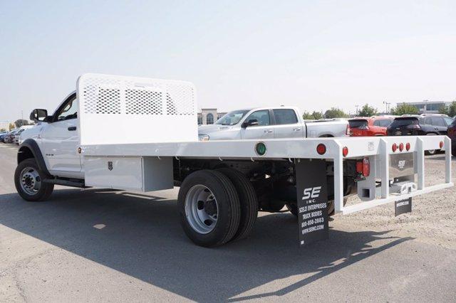 2020 Ram 5500 Regular Cab DRW 4x2, Scelzi Platform Body #61250D - photo 1
