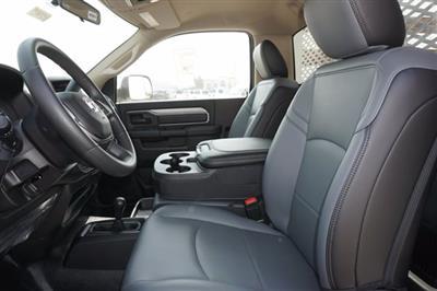 2020 Ram 5500 Regular Cab DRW 4x4, Scelzi WFB Stake Bed #61256D - photo 10