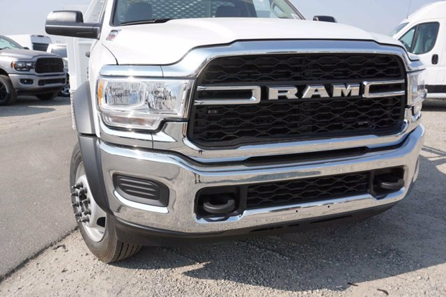 2020 Ram 5500 Regular Cab DRW 4x4, Scelzi SCTFB Contractor Body #61261D - photo 4