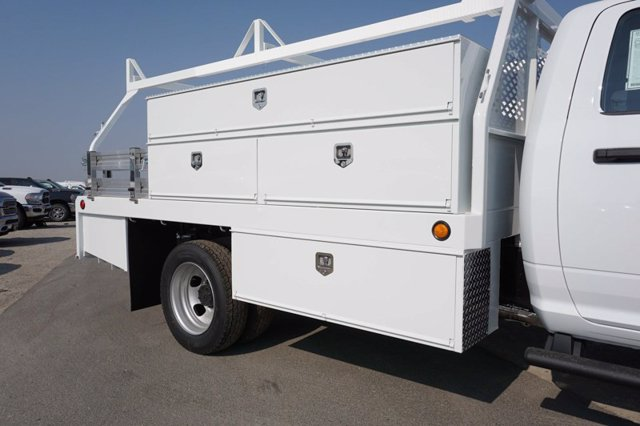 2020 Ram 5500 Regular Cab DRW 4x4, Scelzi SCTFB Contractor Body #61261D - photo 6