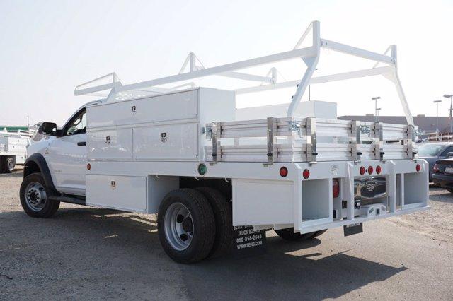 2020 Ram 5500 Regular Cab DRW 4x4, Scelzi Contractor Body #61261D - photo 1