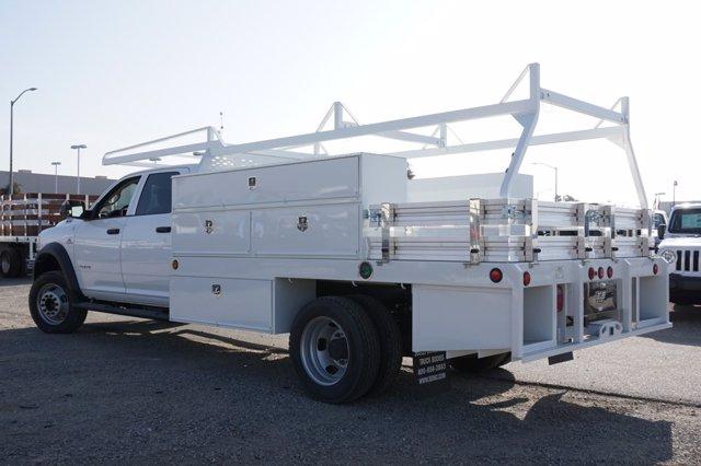 2020 Ram 5500 Crew Cab DRW 4x4, Scelzi Contractor Body #61273D - photo 1
