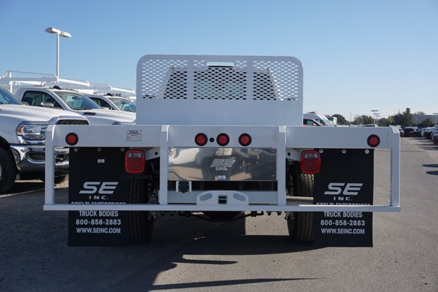 2020 Ram 5500 Regular Cab DRW 4x4, Scelzi WFB Platform Body #61274D - photo 7