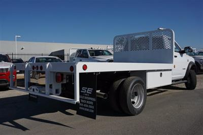 2020 Ram 5500 Regular Cab DRW 4x4, Scelzi WFB Platform Body #61274D - photo 2