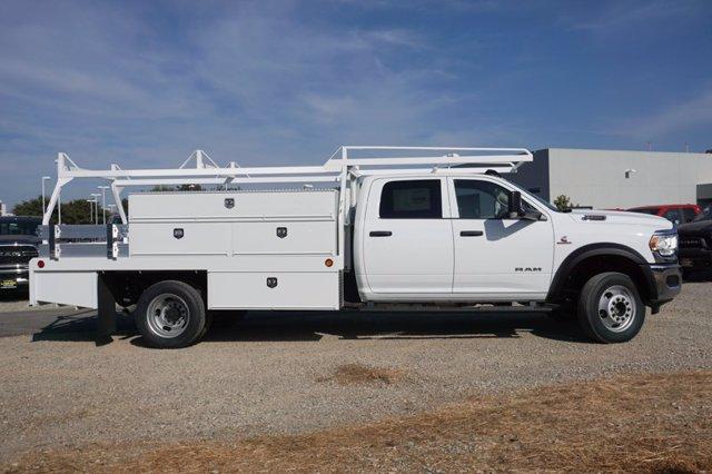 2020 Ram 5500 Crew Cab DRW 4x4, Scelzi Contractor Body #61280D - photo 1