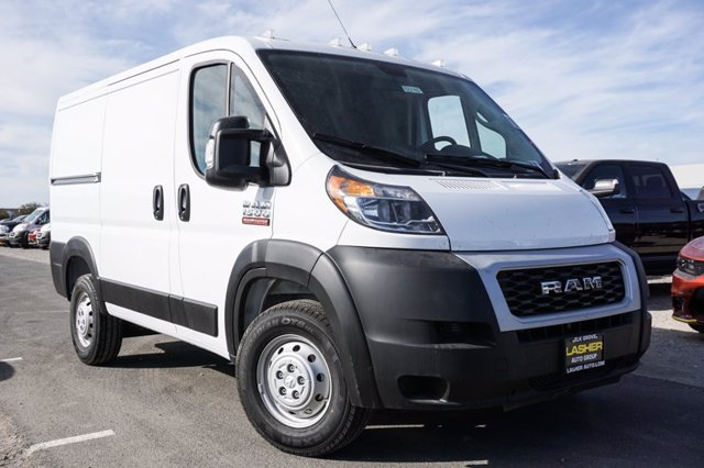 2021 Ram ProMaster 1500 Standard Roof FWD, Empty Cargo Van #62216D - photo 1